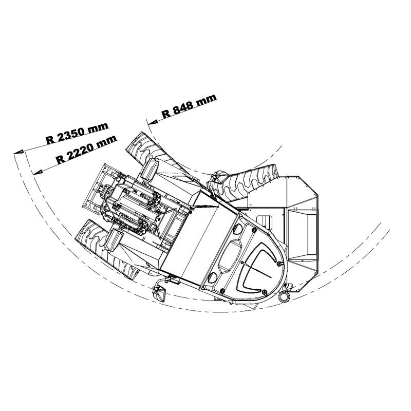 45T-sterzata