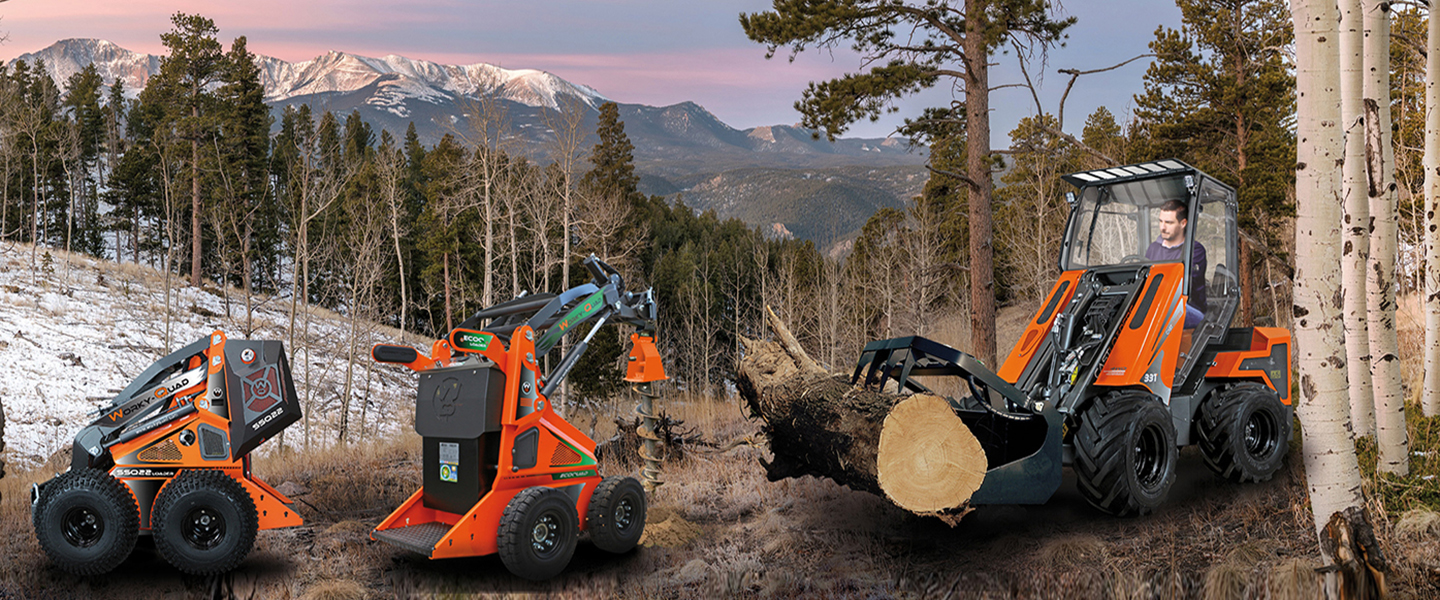 Cast Loaders Worky Quads Uk Uk Compact Work Machines
